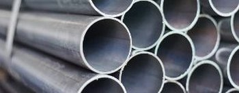 Round shaped steel electric-welded tubes